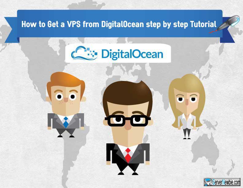DigitalOcean VPS Tutorial